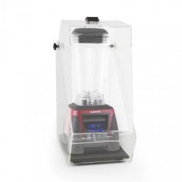 Klarstein Herakles 8G, červený, stolní mixér, s krytem, 1800 W, 2,4 k, 2 litry, bez BPA