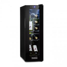 Klarstein Shiraz 12 Skim, vinotéka, 32l/12 lahví, dotykový ovládací panel, 85 W, 5 - 18 °C