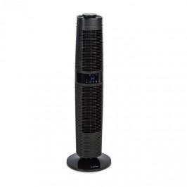 Klarstein Twister, věžový ventilátor, 45 W, ocilace, max. 500m³/h, 3 režimy, černý