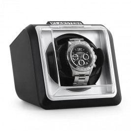 Klarstein 8PT1S, pohyblivý stojan na hodinky, černý