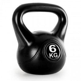 KLARFIT Kettlebell, kulové závaží, činka Kettlebell, 6 kg