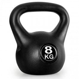 KLARFIT Kettlebell, kulové závaží, činka Kettlebell, 8 kg