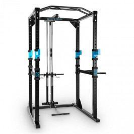 Capital Sports Tremendous Pl, ocelový posilovací stojan Power Rack na domácí cvi