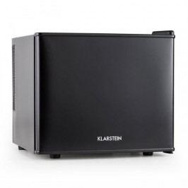 Klarstein Geheimversteck, černá, 17 l, 50 W, A +, minibar, mini lednička