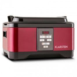 Klarstein Tastemaker Sous-vide Garer, 550 W, 6 l, elektrický hrnec, červený