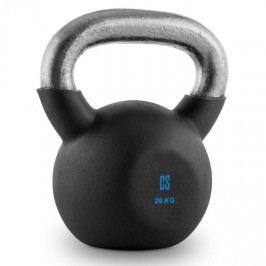 Capital Sports V-ket 20, činka kettlebell 20 kg, kulové závaží