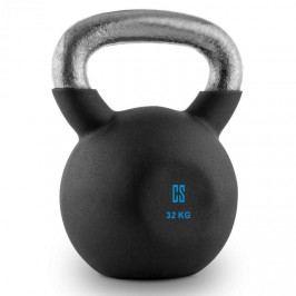 Capital Sports V-ket 32, činka kettlebell 32 kg, kulové závaží