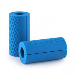 Capital Sports Grapsch, modrý, gumový grip na posilovací tyč, 2ks