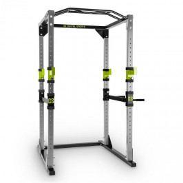 Capital Sports Tremendour Power Rack, zelená, domácí posilovna, ocel