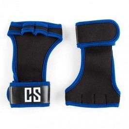 Capital Sports Palm PRO, modro-černé, vzpěračské rukavice, velikost XL
