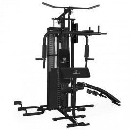 KLARFIT Ultimate Gym 5000, černá, multifunkční fitness stanice