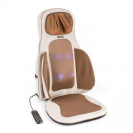 KLARFIT Vanuato, béžová, masážní podložka na sezení, shiatsu masáž, 3D masáž