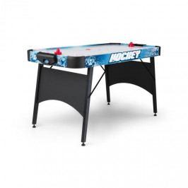 """OneConcept Polar Combat, černý, air hokejový stůl, 6 """", 76 x 82 x 161 cm (ŠxVxH)"""