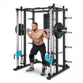 Capital Sports Pro Amaze Smith Machine Cable Cross, multifunkční stroj na cvičení