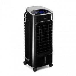 OneConcept Coolster, chladič vzduchu, ventilátor, ionizátor, 65 W, 320 m³/h, 4l nádrž, černý