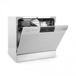 Klarstein Amazonia 8 Neo, myčka nádobí, 8 programů, LED displej, stříbrná
