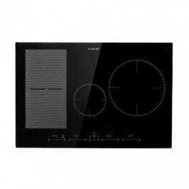 Klarstein Delicatessa 77 Hybrid, indukční varná deska, 4 zóny, 7000W, černá
