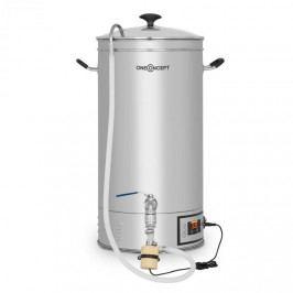 OneConcept Hopfengott 15, sladový kotel, 15 litrů, 30 - 140 °C, oběhové čerpadlo, ušlechtilá ocel