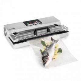 Klarstein FoodLocker 650, vakuovačka, 650 W, funkce InstantSealing, ušlechtilá ocel, stříbrná
