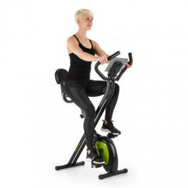 Capital Sports Azura Air, domácí cyklotrenažér, ergometr, měření tepu, sklopný, černo/zelený