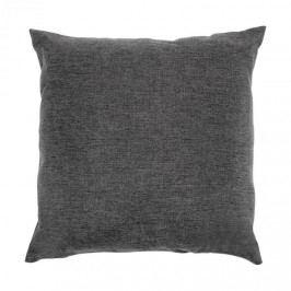 Blumfeldt Titania Pillows, polštář, polyester, nepromokavý, melírovaný tmavě šedý