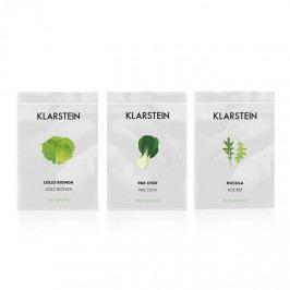 Klarstein GrowIt Seeds Salad, 3 balíčky semen: lollo bionda, pak choi, rukola