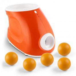 OneConcept Ballyhoo, vrhač míčků pro psy, 8 PU míčků, sada, 3 vzdálenosti dohodu, 5 náhradních míčků