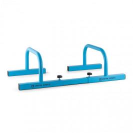 Capital Sports Paralo, modrá, opěrky na kliky, 2 kusy, ocel