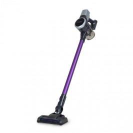 Klarstein Clean Butler 4G Silent, akumulátorový vysavač, 16 kPa, 0,8 l, HEPA10, fialový