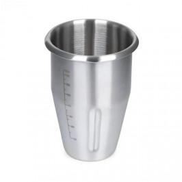 Klarstein Krafttz, šejkr z ušlechtilé oceli, příslušenství, 1 litr, ušlechtilá ocel, stříbrný