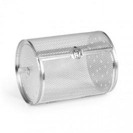 Klarstein AeroVital Cube Chef, otočný koš do teplovzdušné fritézy, příslušenství, ušlechtilá ocel
