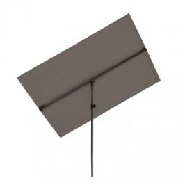Blumfeldt Flex-Shade L slunečník, 130 x 180 cm, polyester, UV 50, tmavě šedý