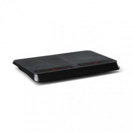 Klarstein InnoChef, indukční varná deska, 3400 W, dotykový ovládací panel, šedá melírovaná