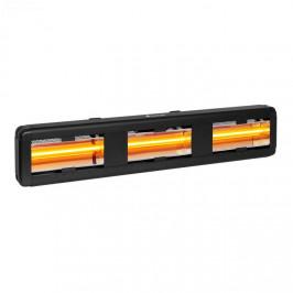 Blumfeldt Heat Giant, infračervený ohřívač, 3 x 2000 W, IP65, 380 V, černý