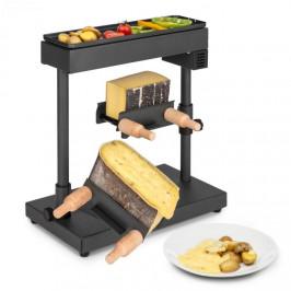 Klarstein Appenzell XL, raclette gril, 600 W, termostat, 2 stojany na sýr
