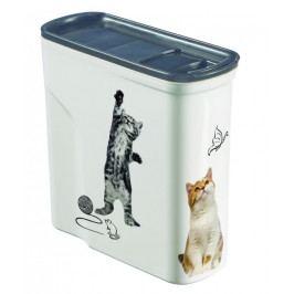 CURVER 41583 Kontejner na granule - 2L - kočka