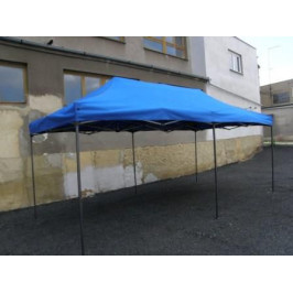 Tradgard 41508 Zahradní párty stan DELUXE nůžkový - 3 x 6 m modrá