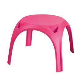 Keter 41464 Dětský plastový stolek KIDS TABLE-růžový