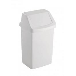 CURVER 31417 Koš odpadkový CLICK 25l - bílý