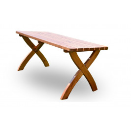 Tradgard Strong 41256 Zahradní dřevěný stůl - 160 cm