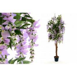 Umělá květina - Vistárie 140 cm