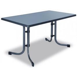 DAJAR PIZZARA 6565 Kovový stůl 115 x 70 cm