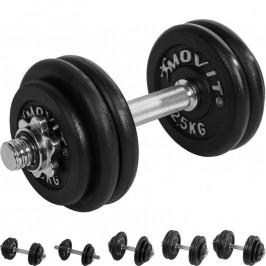 MOVIT 1252 Profesionální činka 15 kg
