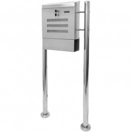 Tuin 1264 Poštovní schránka nerez 120 cm