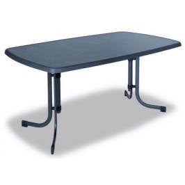 DAJAR 6566 Kovový stůl PIZZARA 150 x 90 cm