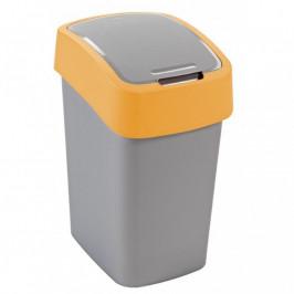 CURVER FLIPBIN 31354 Odpadkový koš 25l - žlutý