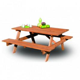 Tradgard 2759  Zahradní dřevěný set PIKNIK FSC