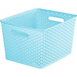 CURVER 41156 Košík plastový  box - L - modrý