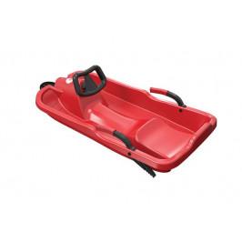 Skibob s volantem A2035/1 - červený