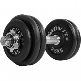 MOVIT 32883 Jednoruční litinová činka  20 kg
